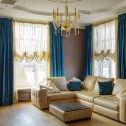 Купить шторы для гостиной в интернет-магазине с доставкой