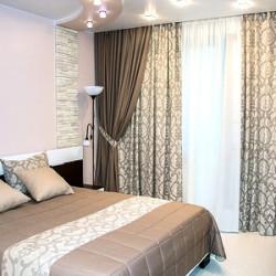Купить шторы в спальню в интернет-магазине с доставкой