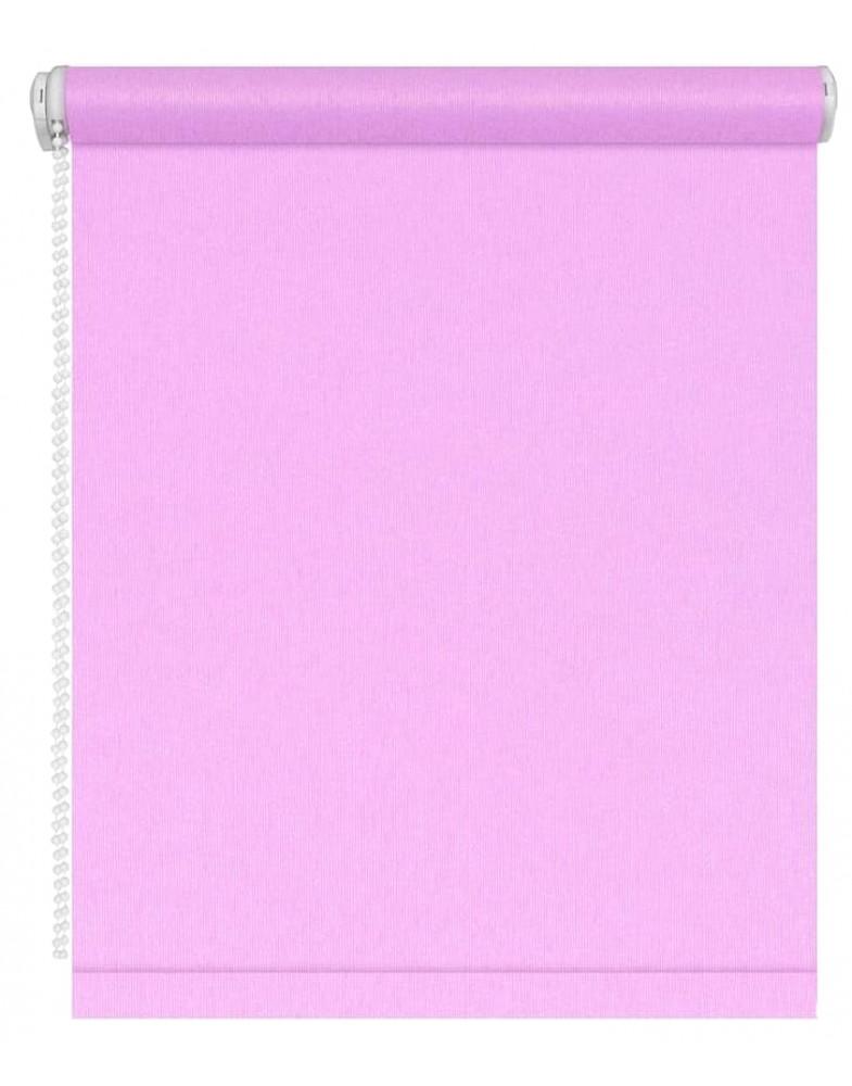 Миниролло для окна цвет фиолетовый