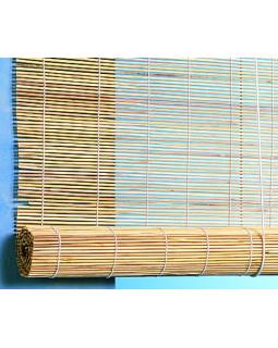 Рулонные шторы из бамбука Натур