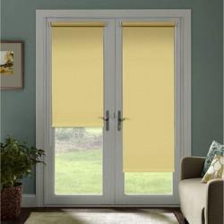 Рулонные шторы для балконной двери
