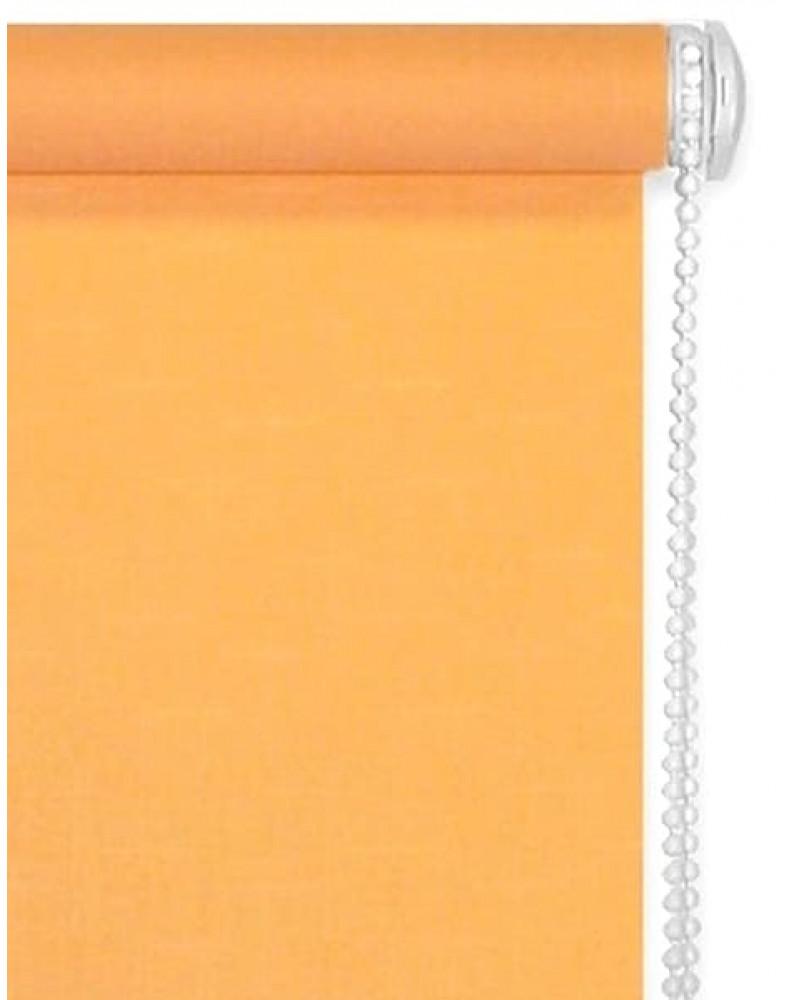 Миниролло для окна цвет абрикос