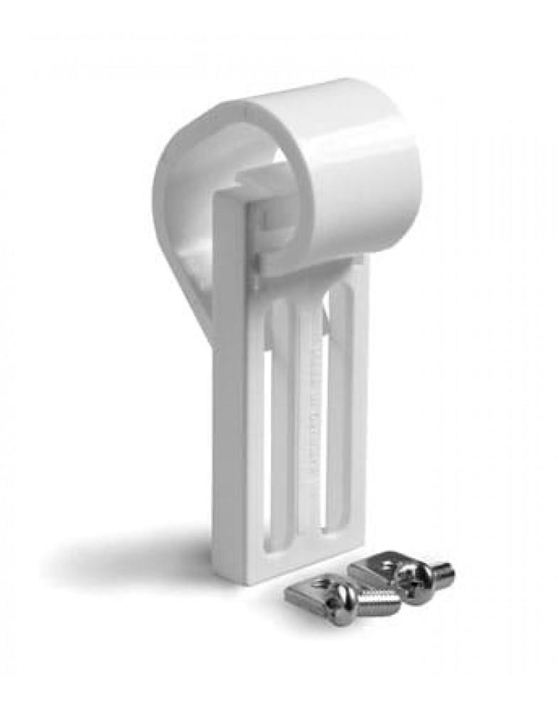 Универсальное крепление для алюминиевых, деревянных, пластиковых и других видов жалюзи и ролло