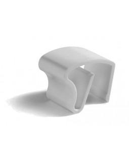 Крепление для алюминиевых и пластиковых окон с противоскользящей прокладкой