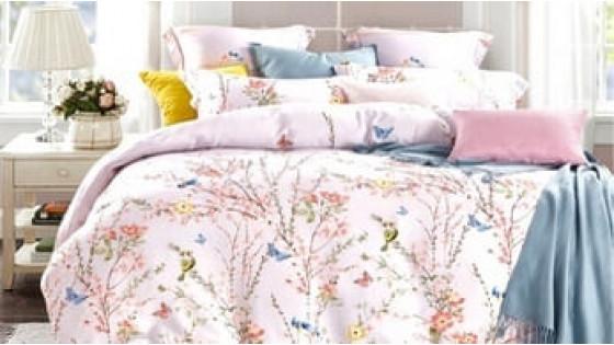 Из какой ткани купить постельное белье?