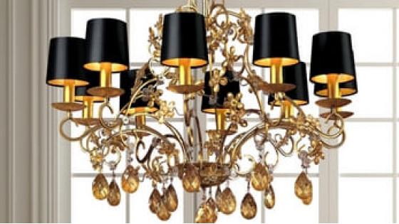 Итальянские люстры – надежность и оригинальность в ваш дом!