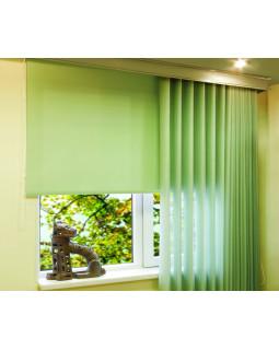 Миниролло для окна 115х170 см Kauffort-3115017 Светло-зеленый