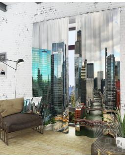 Город из стекла