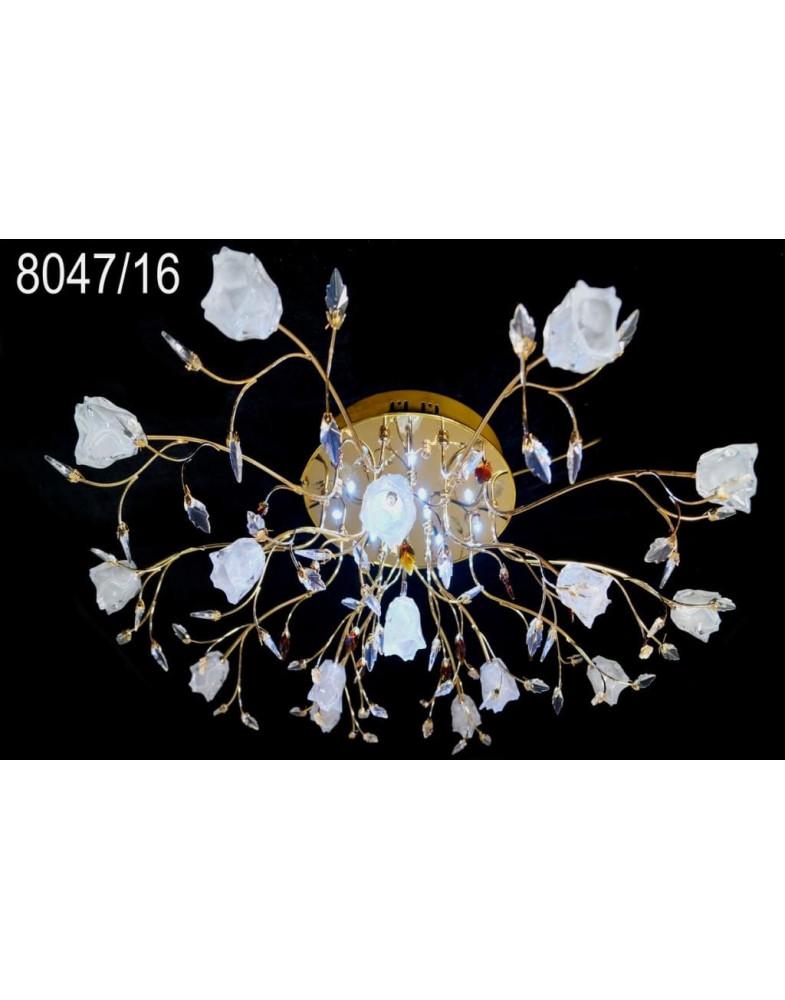 Светодиодные люстры MyLight 8047/16 FG