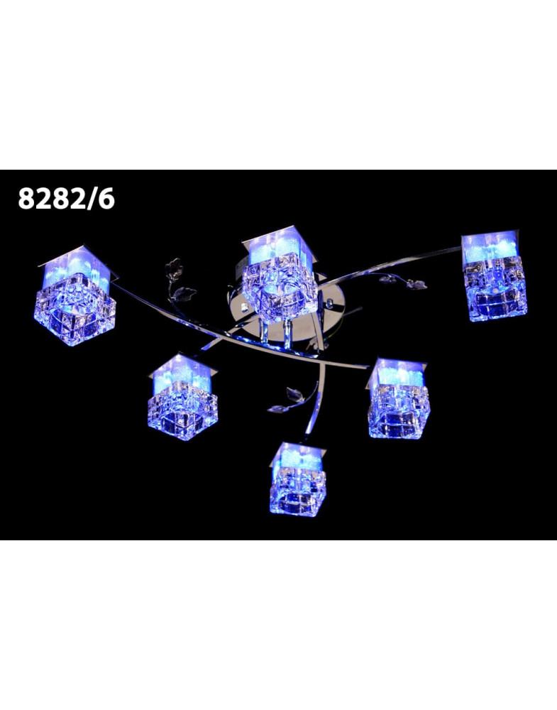 Светодиодные люстры MyLight 8282/6