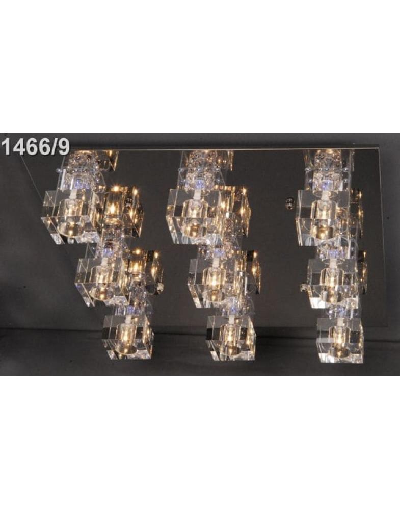 Светодиодные люстры MyLight 1466/9