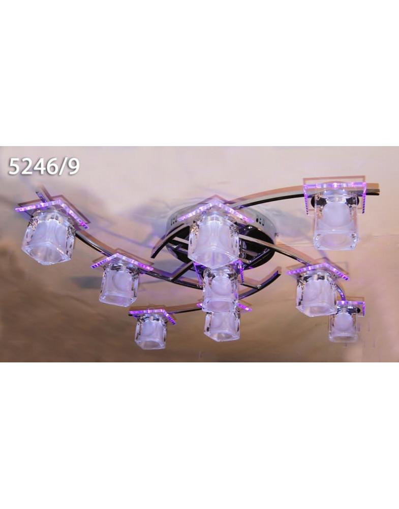 Светодиодные люстры My Light 5246/9