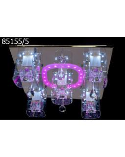 Светодиодные люстры 85155/5