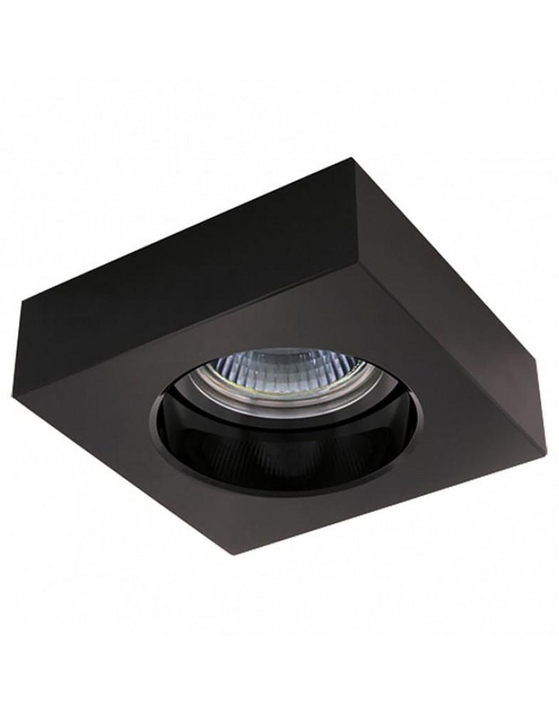 Встраиваемый Светильник LIGHTSTAR LUI ( Черный модерн )