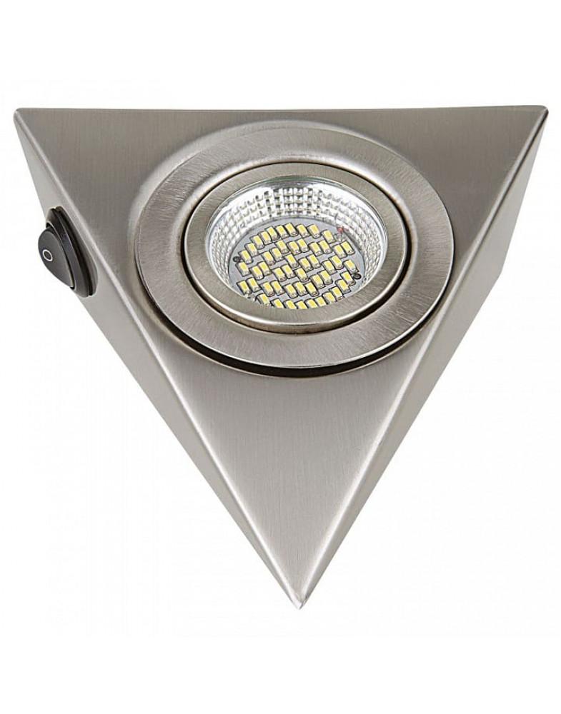 Серый накладной Светильник LIGHTSTAR MOBILED ANGO