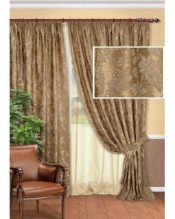 Комплект штор для гостиной Divina-S 123323630