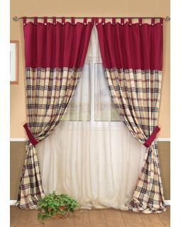 Комплект штор для гостиной Majorka-S