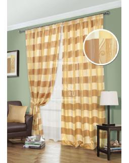 Комплект штор для гостиной Toscana-S 123301021