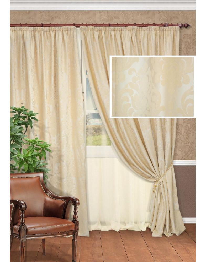Комплект штор для гостиной Acvitany-S 123325620