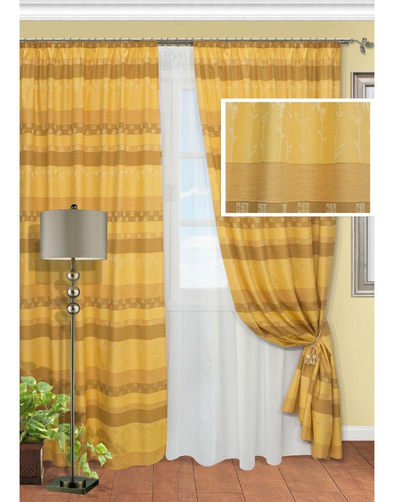 Комплект штор для гостиной Allium-ST