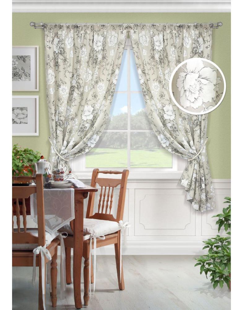 Комплект штор для кухни Barolo-S 123333620