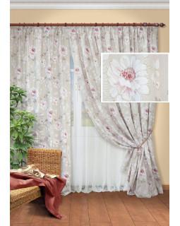 Комплект штор для спальни Bianca-S 9123304620