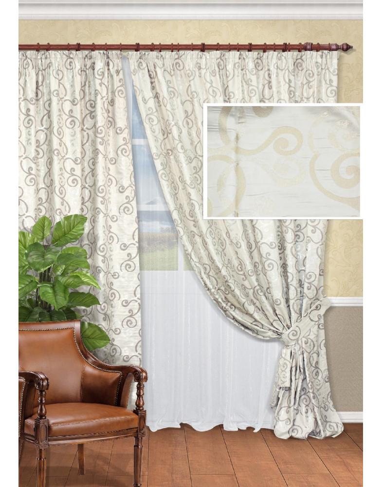 Комплект штор для гостиной Boragy-S