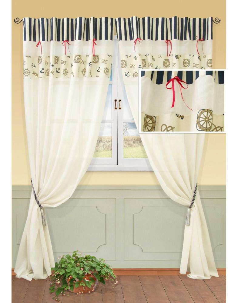 Комплект штор для детской Caravella-S
