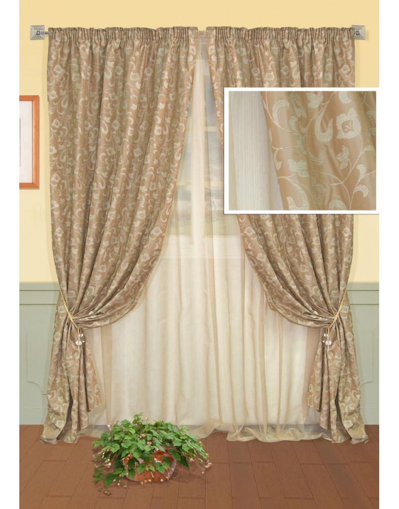 Комплект штор для гостиной Colombo-S 123819620