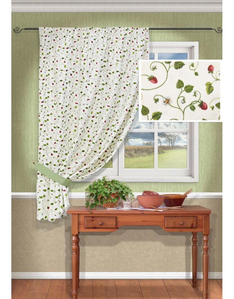 Комплект штор для кухни Fresitas