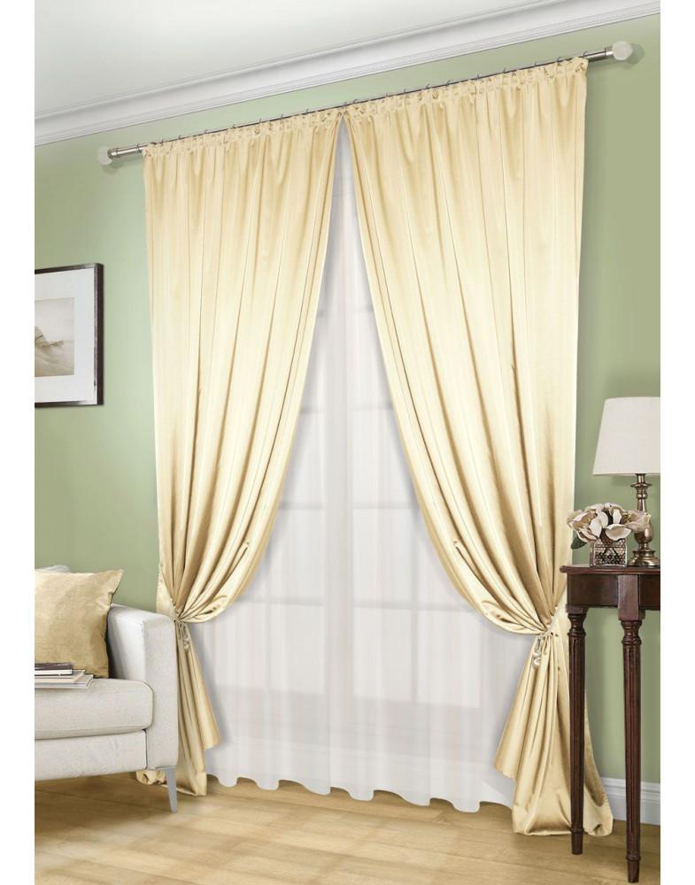 Комплект штор для спальни Lindor-S 123300613