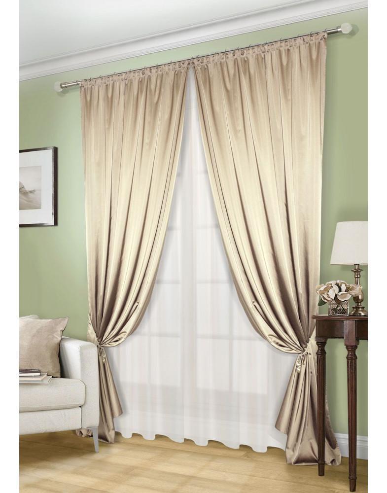 Комплект штор для спальни Lindor-S 123300618