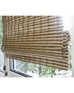 Бамбуковые римские шторы МИКС Kauffort