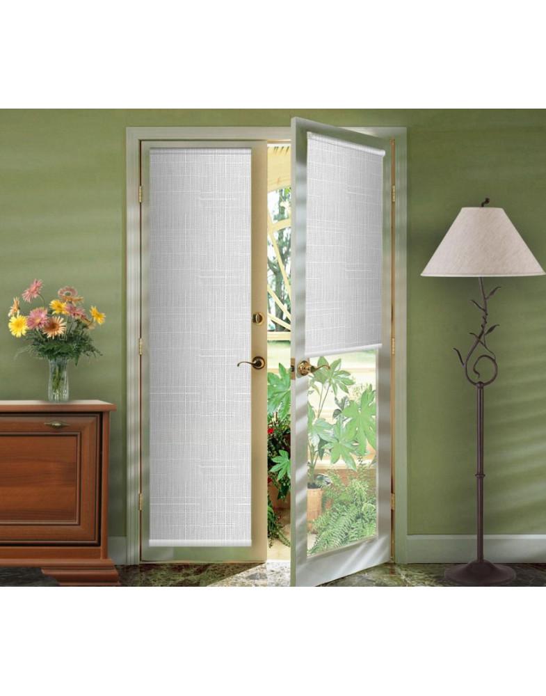 Миниролло для балконной двери 52х215 см Kauffort-93052016 Blackout