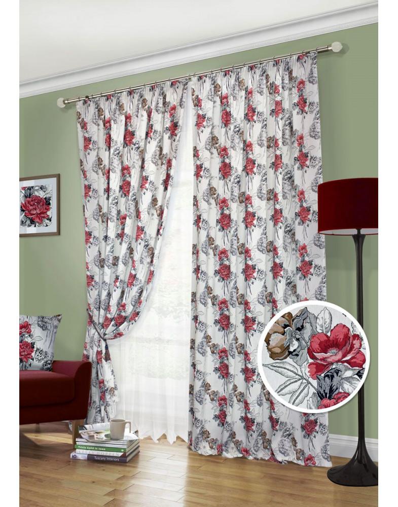 Комплект штор для спальни Cassis-S 123107670