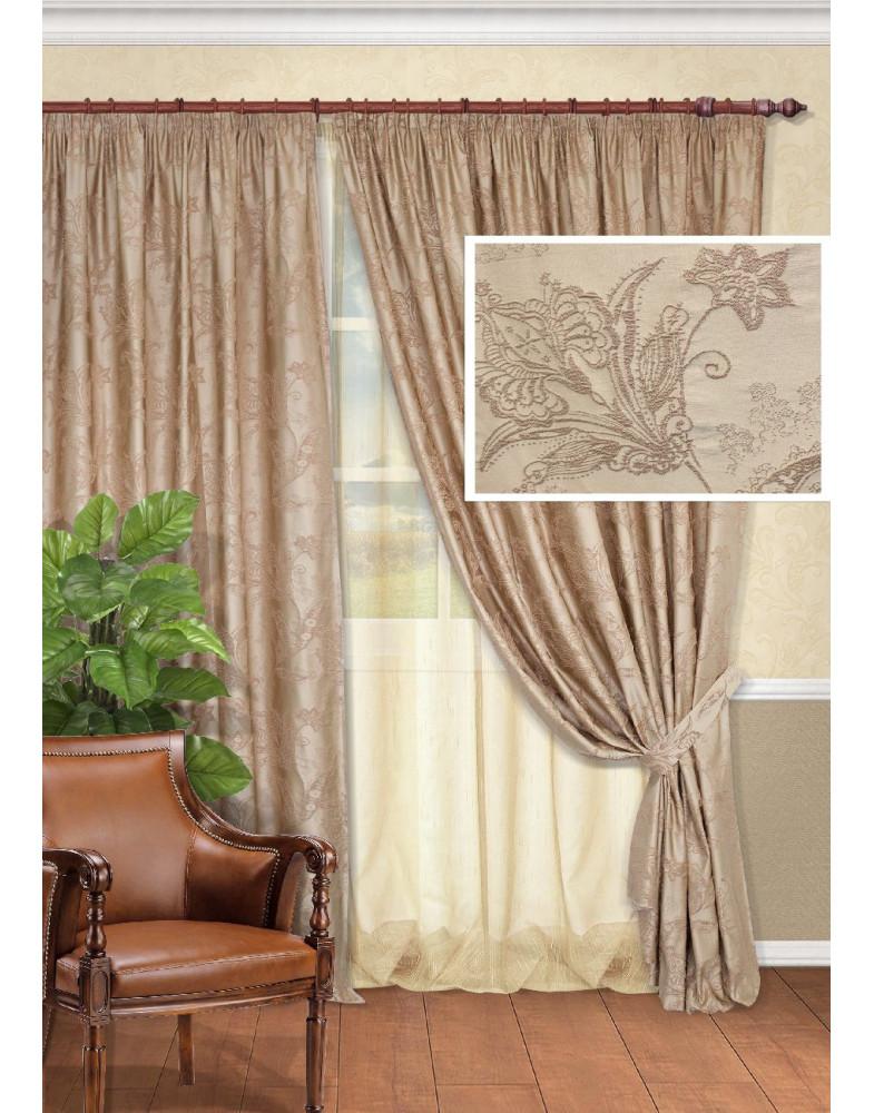 Комплект штор для спальни Fenix-S 123322630