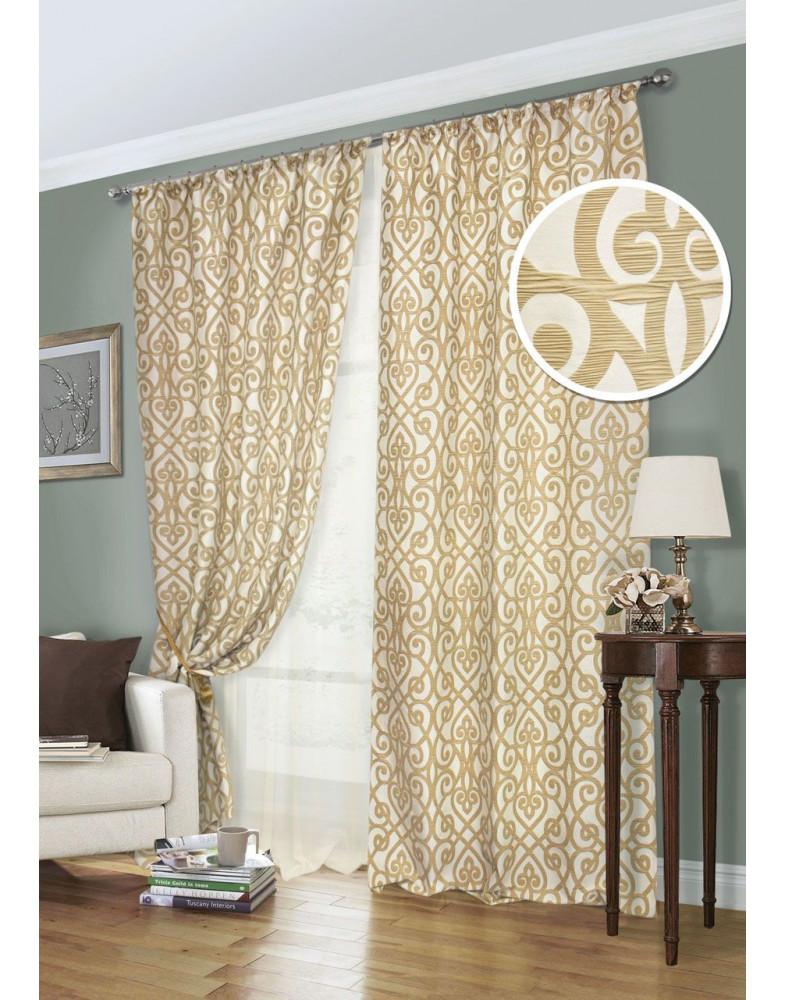 Комплект штор для спальни Janice-S 123526620