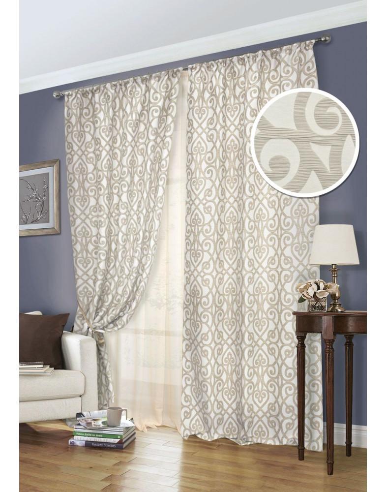 Комплект штор для спальни Janice-S 123526660