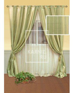 Комплект штор для спальни Matiz-S