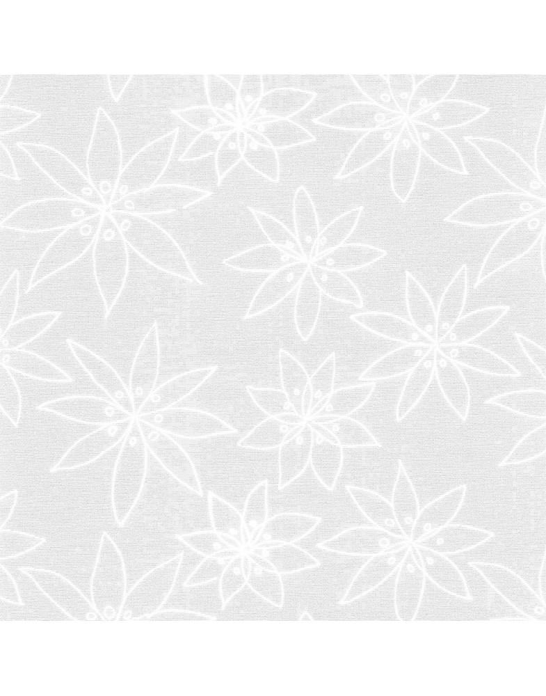 Ткань для рулонных штор АЛЬМЕРИЯ 0225 белый