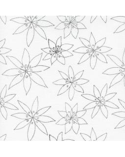 Ткань для рулонных штор АЛЬМЕРИЯ 1908 черный