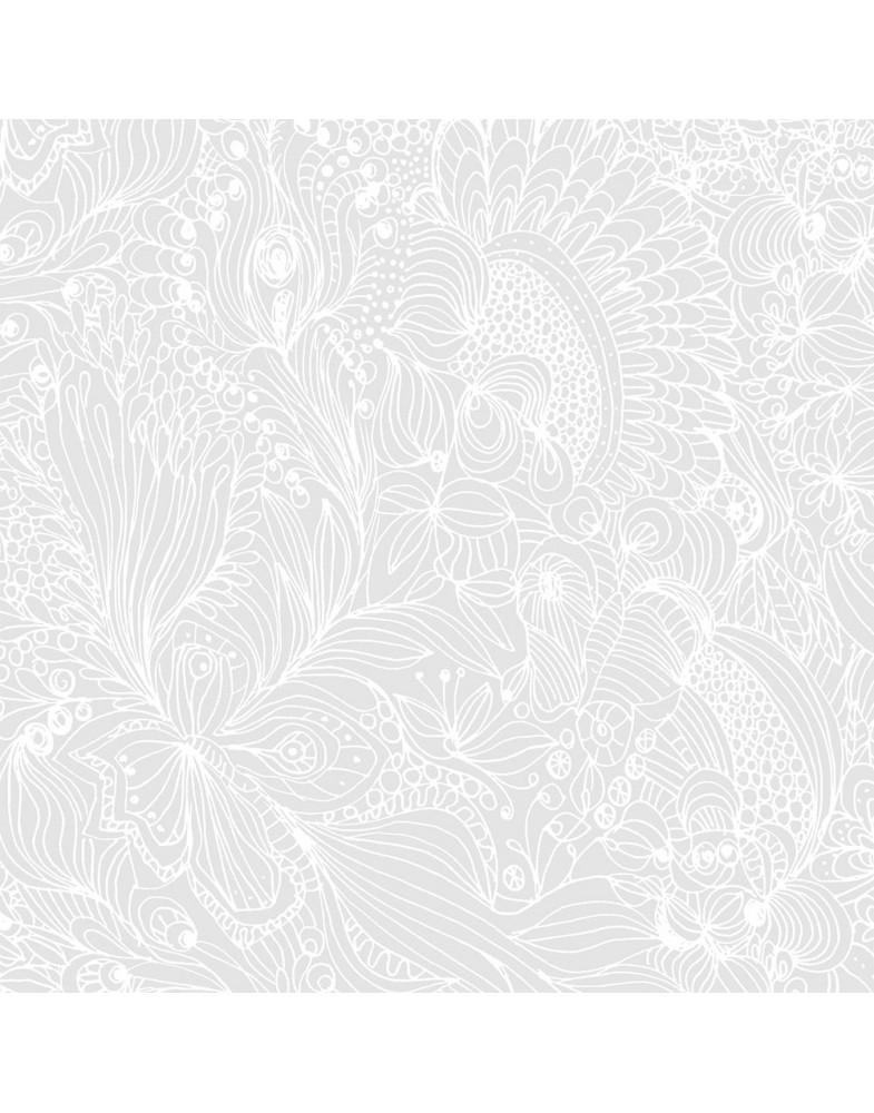 Ткань для рулонных штор АВЕНСИС 0225 белый