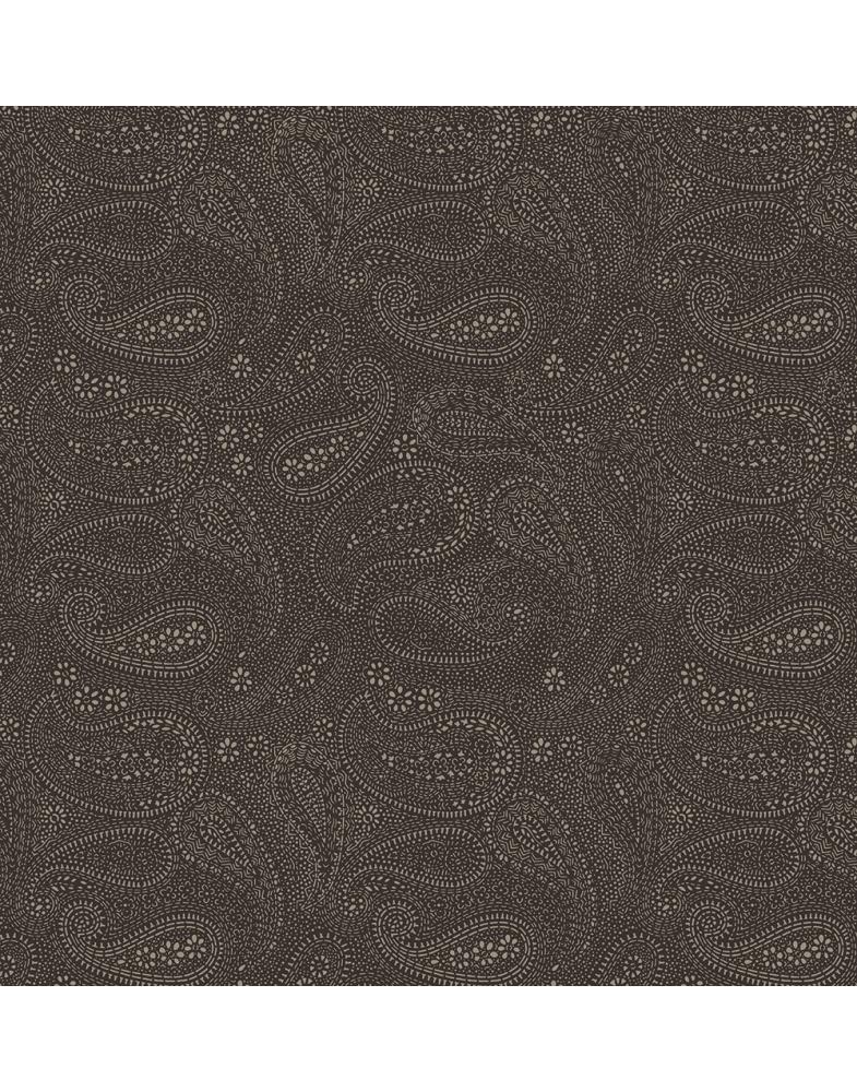 Ткань для рулонных штор КАПУР 2870 коричневый