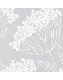 Ткань для рулонных штор РЯБИНА 0225 белый