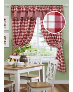 Комплект штор для кухни Chale-S