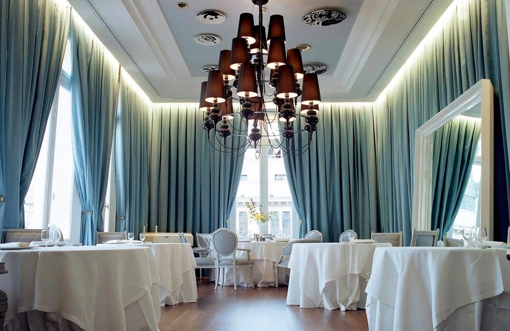 шторы для ресторанов и кафе