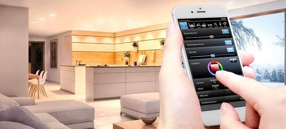 система умный дом купить в Москве