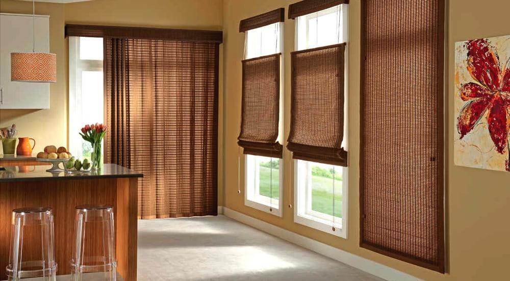 купить рулонные шторы на проем окна