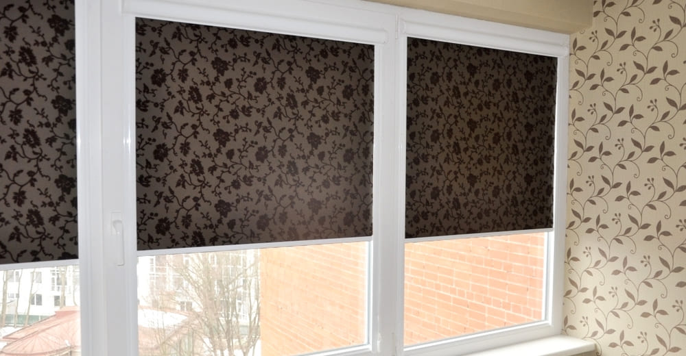 купить рулонные шторы uni на окна